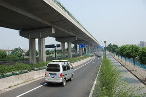 Hangzhou Shangtang Overpass Extention (Bid 02)