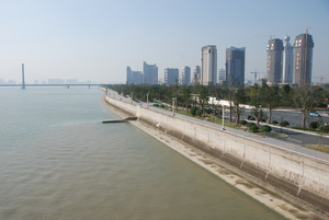 Hangzhou Urban Flood Dike Protection Dike (phase II-bid 03)
