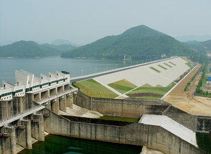 Hangzhou Qingshan Reservoir Risk Removal and Reinforcement Project